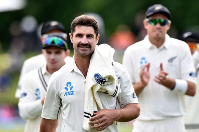 Mitchell Santner and Daryl Mitchell To Replace Colin de Grandhomme and Ajaz Patel For West Indies Tests
