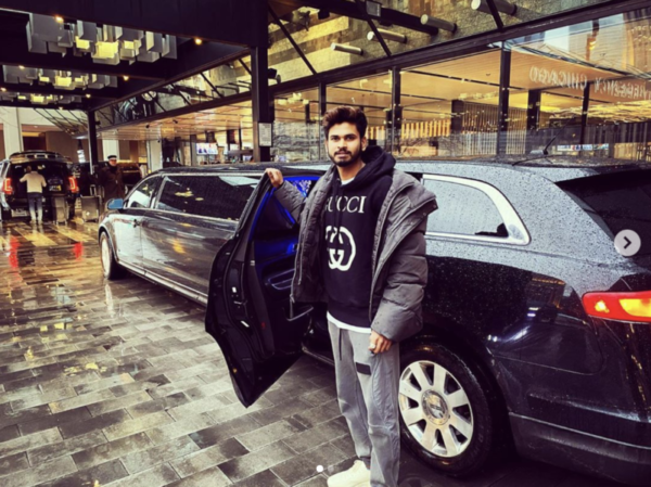 Take A Look At Shreyas Iyer's Expensive Car Collection