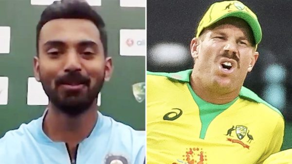 Twitter Lashes Out At KL Rahul After His Bizzare Comments On David Warner's Injury