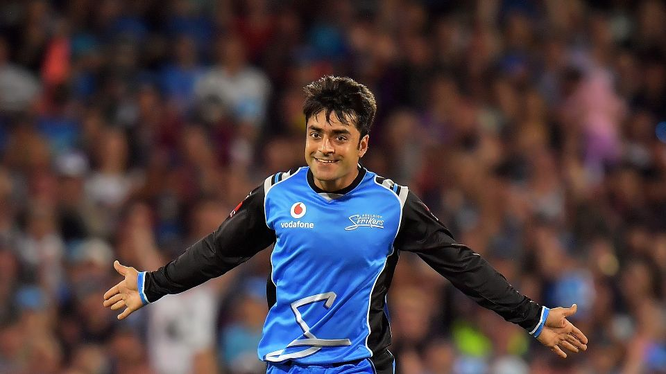 Tom Moody Rashid Khan