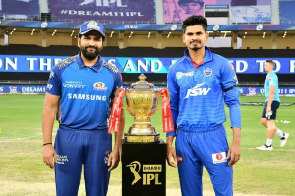 IPL 2020: Final - Mumbai Indians vs Delhi Capitals - Match Prediction