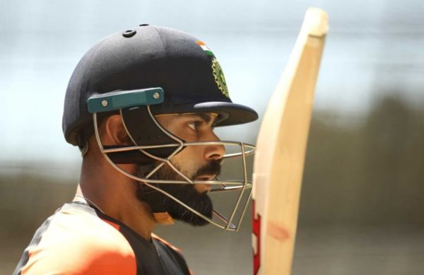 Watch - Virat Kohli Fine-Tunes His Batting Ahead Of 1st ODI Against Australia