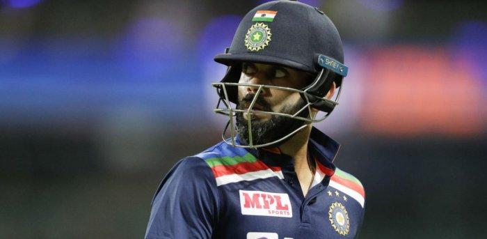 Virat Kohli -Team India