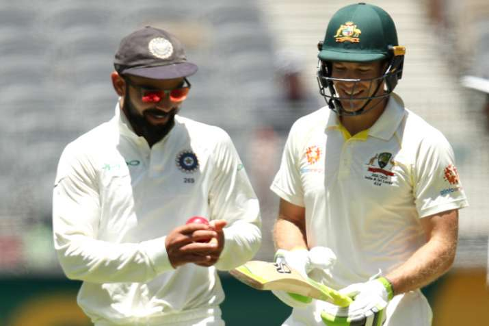 India-Australia Rivalry