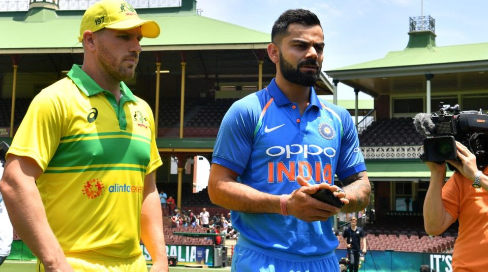 Australian Skipper Aaron Finch Speaks On Virat Kohli Ahead of First ODI in Sydney