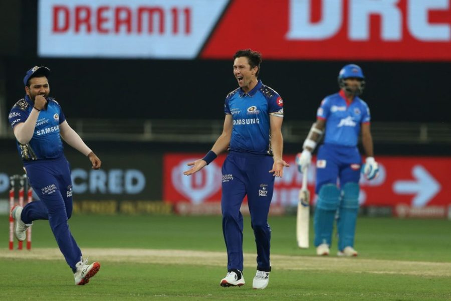 IPL 2020 Final Trent Boult Marcus Stoinis