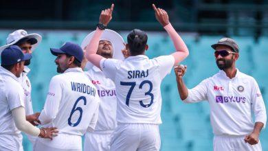 Mohammed Siraj-Team India