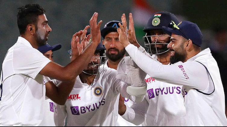 India Day 2 Report Pink-Ball Test