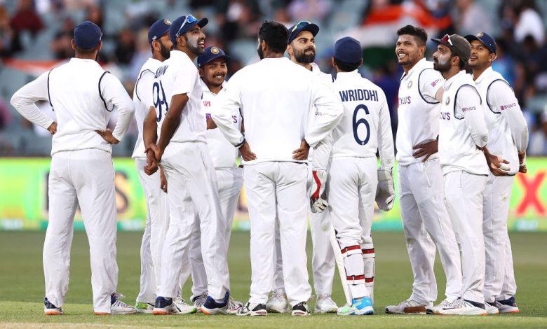 Team India-BCCI