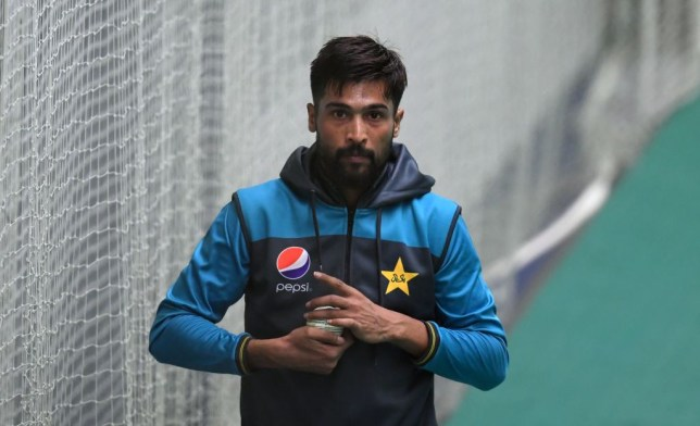 Mohammad Amir retirement
