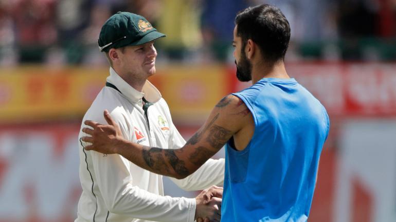 Steve Smith-Virat kohli ICC Test Rankings
