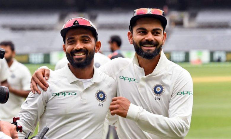 Kris Srikkanth on Rahane & Kohli