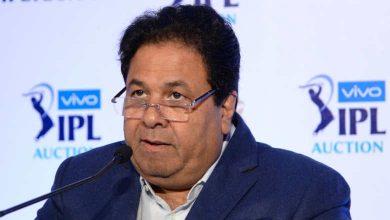 Rajeev Shukla BCCI Vice Prseident