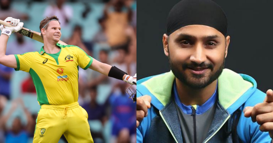 Harbhajan Singh Explains How To Get Steve Smith Out In 3rd ODI