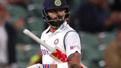 Virat Kohli out of form
