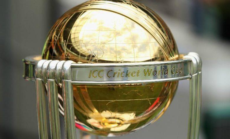 cricket world cup ICC
