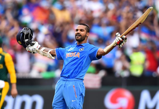 Twitter Pours In Birthday Wishes For Shikhar Dhawan As He Turns 35 Today
