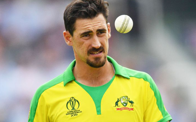 Mitchell Starc Joins David Warner In Australia's Injury List