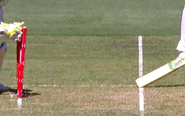 Tim Paine Twitter Run-Out