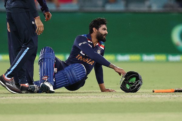 Ravindra Jadeja Ruled Out Of T20 Series After Suffering Concussion