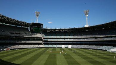 Melbourne Sydney-Cricket Australia
