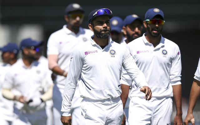 Team India Squad WTC final