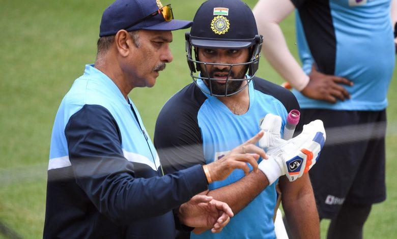 Team India-Rohhit Sharma