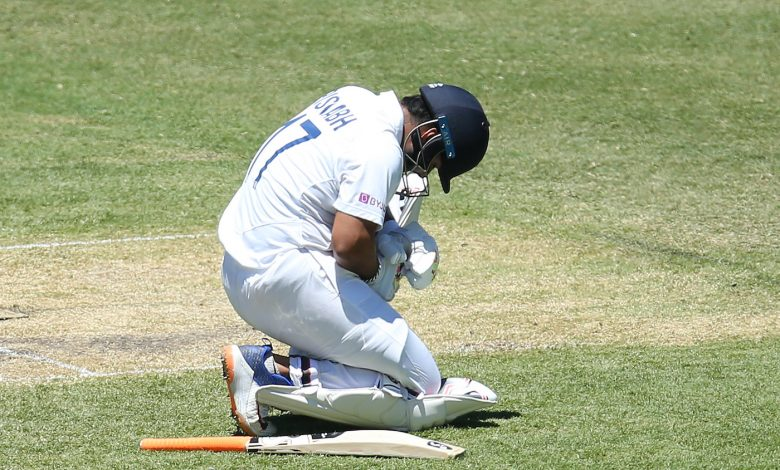 Rishabh Pant injury