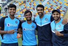 Ravichandran Ashwin Anchor at The Gabba