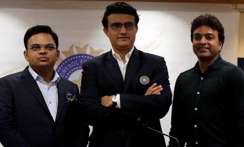 BCCI-SOurav Ganguly