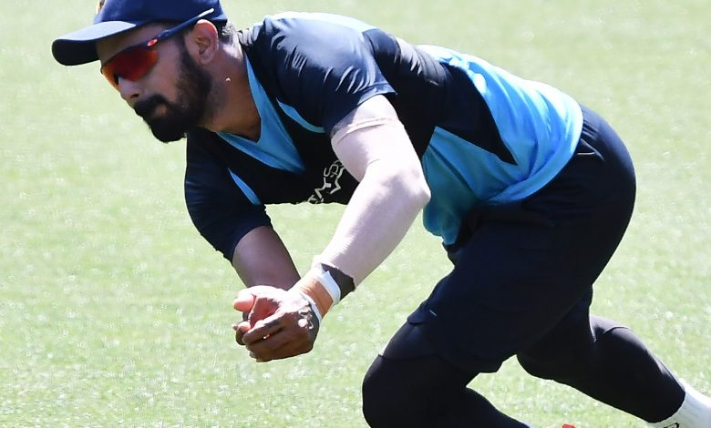 KL Rahul ruled out