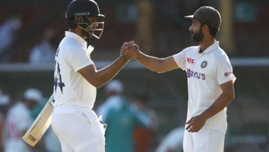 India Sydney Test twitter