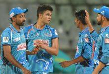 Arjun tendulkar wicket Syed Mushtaq Ali Trophy