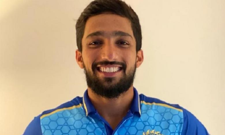 Mohammed Azharuddeen