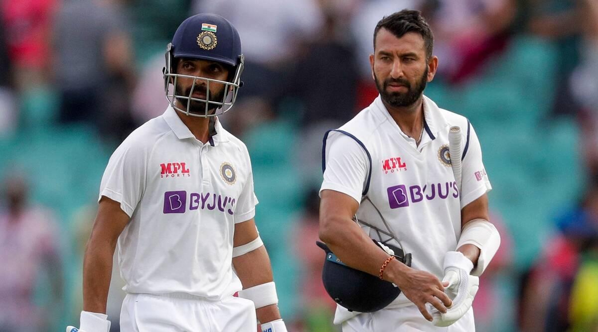 India Day 4 vs Australia