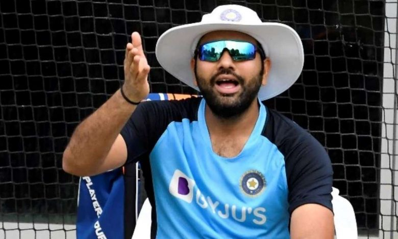 Rohit Sharma funny press conference
