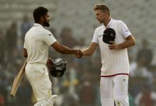 India vs England Series