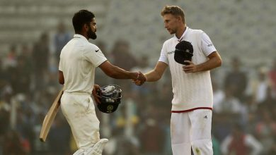 India vs England Series