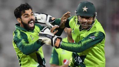 Shadab Khan-Sarfaraz Ahmed Pakistan Cricket team