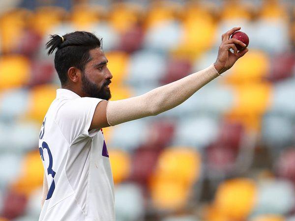 Mohammed Siraj Net India
