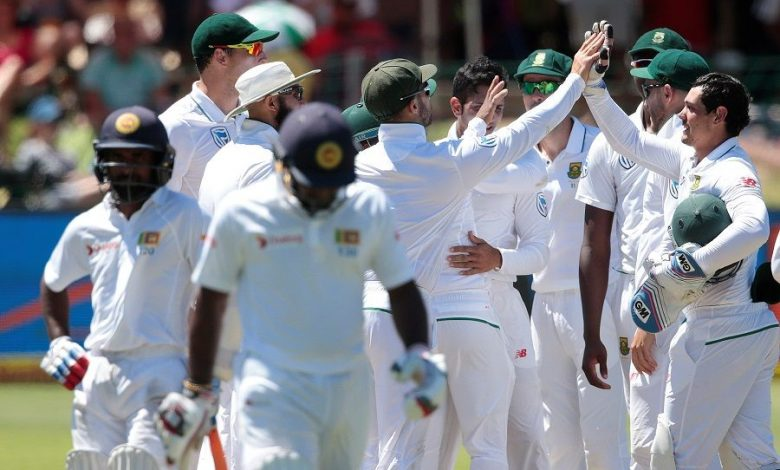 South Africa Test Squad