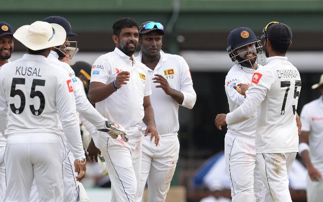Sri lanka Squad vs England