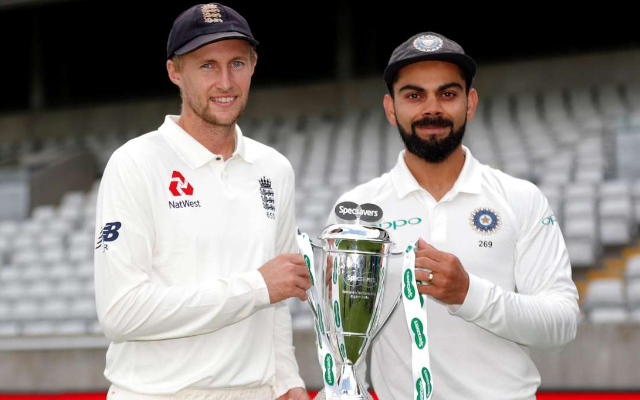 5 Indian Players In Contention For The Test Series Against England