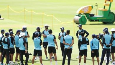 Team India Brisbane Test