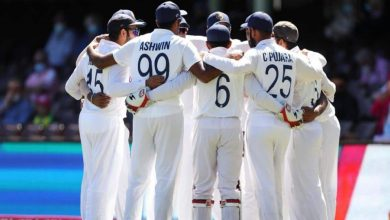 Australia India 4th Test Brisbane