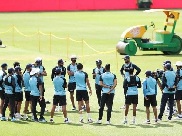 Team India Brisbane Test