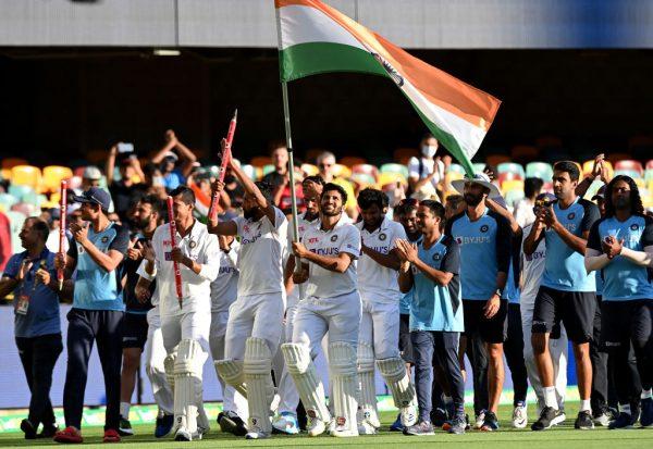 Team India-World Test Championship