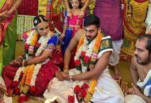 Vijay Shankar ties the knot