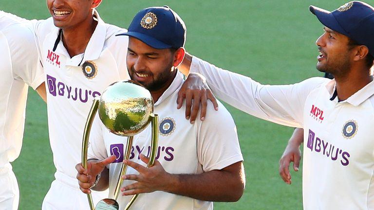 Rishabh Pant Post-Match comments