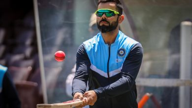 Virat Kohli-India's Predicted Playing XI
